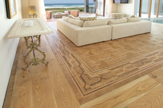 Broad-Beach-Hi-Res-Parquet-Recycled-Timber-Oak-Stairs-Job-Complete