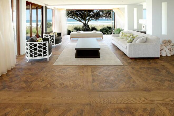 Recycled French Oak