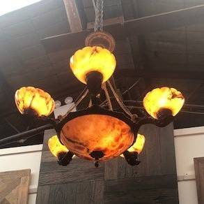 Pendant lamp tortoiseshell