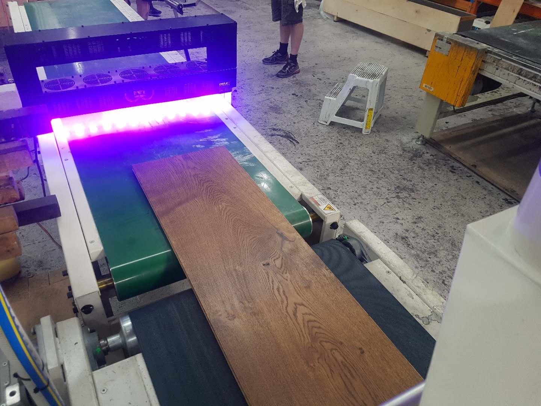 LED HardWax Oil